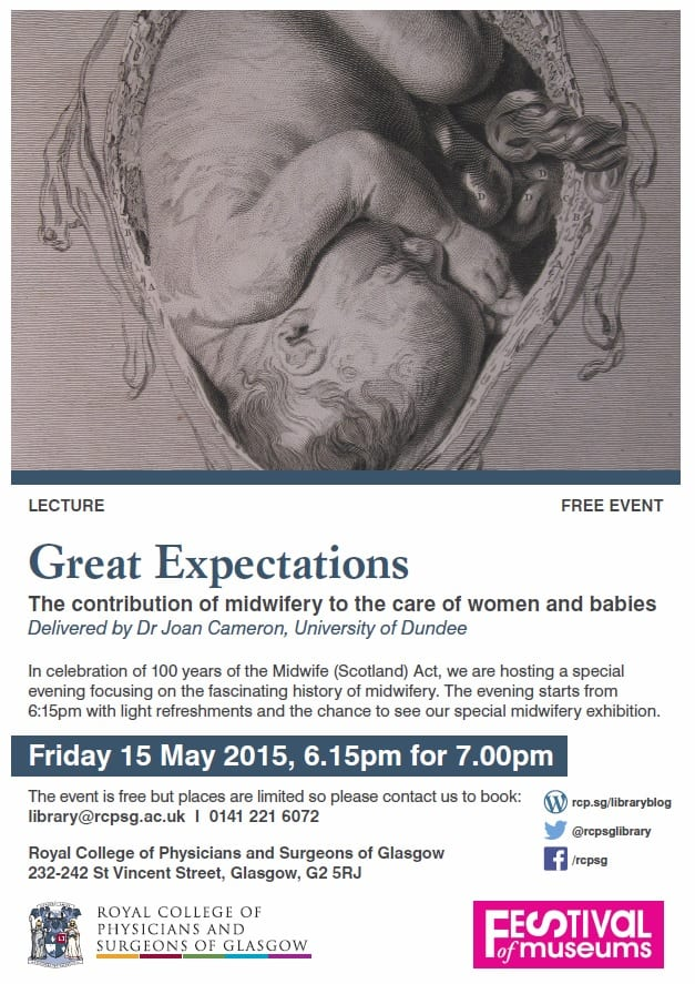 Poster advertising great expectations