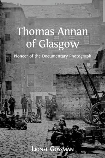 Front cover of 'Thomas Annan of Glasgow'