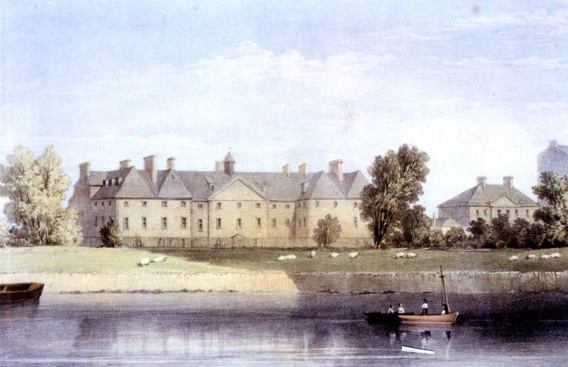 Towns Hospital (Fairbairn, 1850)