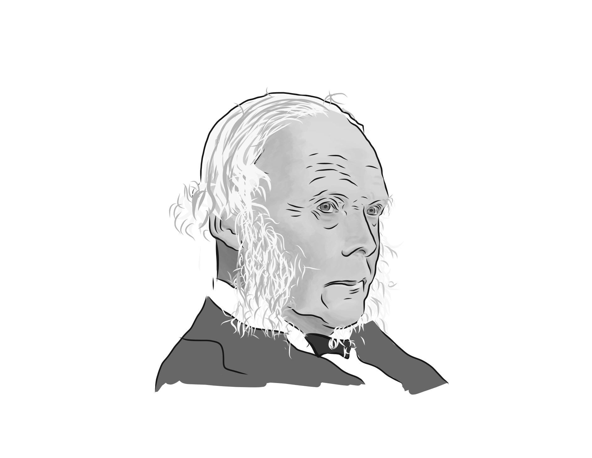 Lister portrait