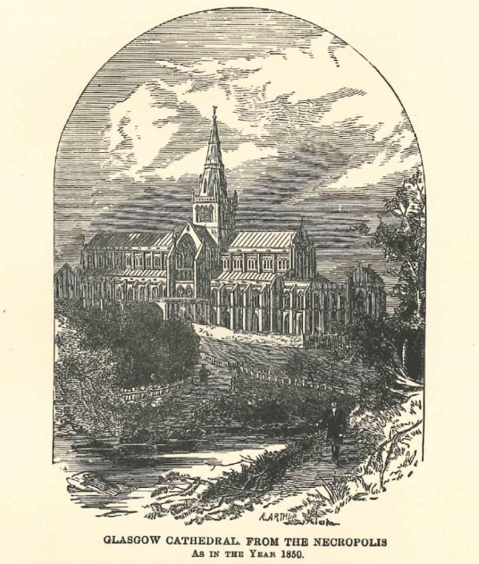 From Pagan's History of the Cathedral and See of Glasgow