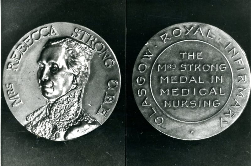 Mrs Strong Medal in Medical Nursing