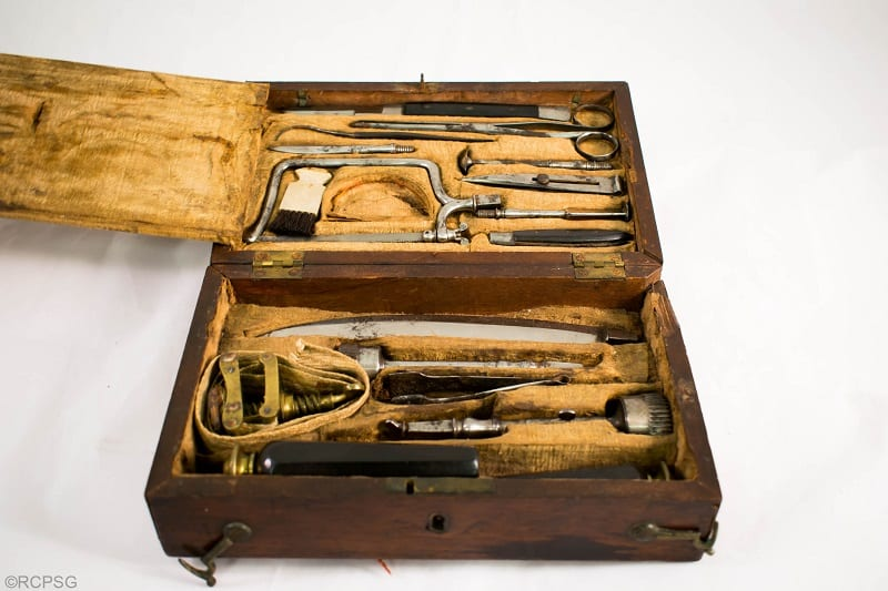 Surgical Instruments of William Beatty