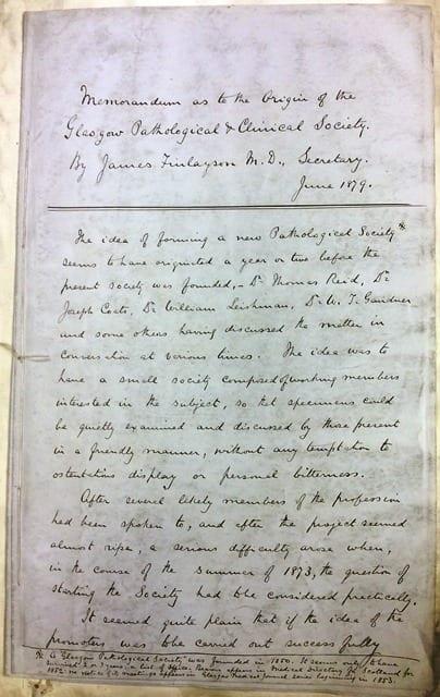 GP&CS Memorandum 1879