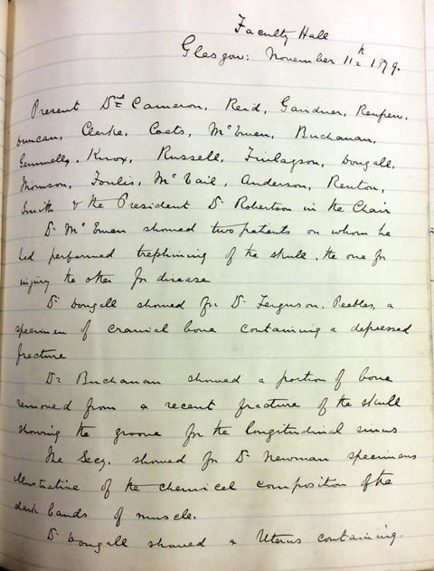GP&CS Minute 1879
